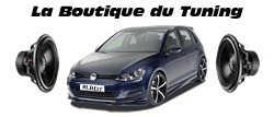 Logo La Boutique Du Tuning